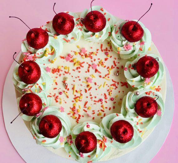 6 Tips om de bovenkant van je taart te versieren