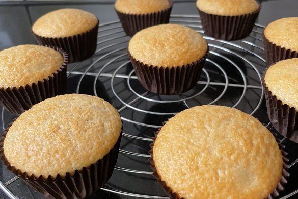 Hoe maak je luchtige cupcakes?