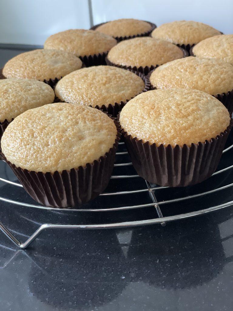 Hoe maak je cupcakes?